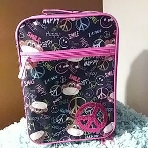 ❤ FinalSale*Nwot Gorgeous Girls SuitCase!!